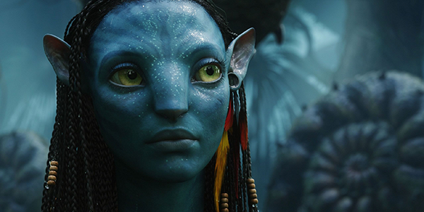 Navi, a character from James Cameron's film Avatar